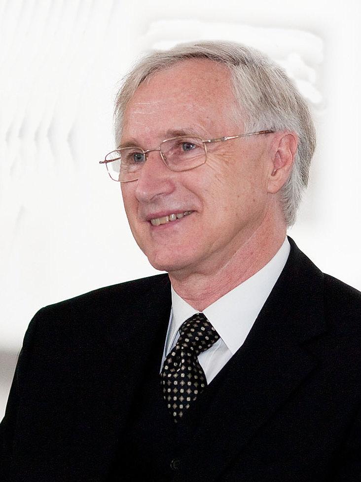 Univ. Prof. Dr. Ernst Kubista
